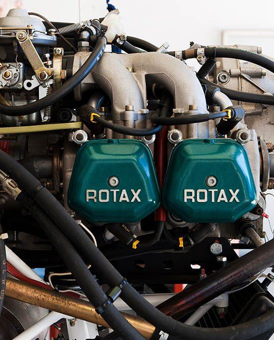 Rotax 100HP